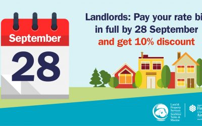 Countdown to Landlord Discount Date